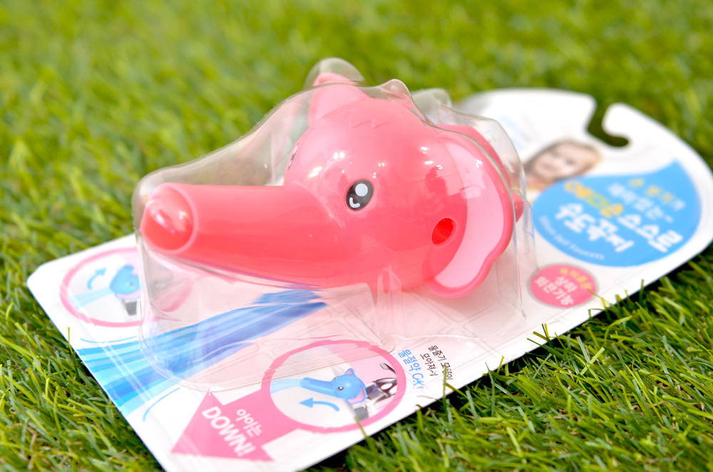 接水管小象