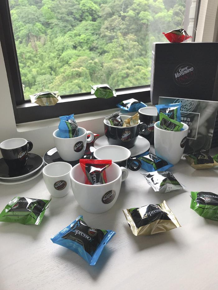 帶來咖啡膠囊全新世代的CAFFÉ VERGNANO1882維納諾咖啡